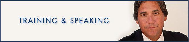 Training & Speaking